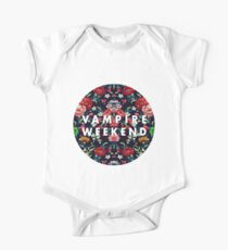 Vampire Weekend Mirrored Kids Clothes