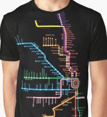 Osaka Subway Map T Shirt.Train Map T Shirts Redbubble