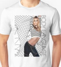 Kylie Minogue - Body Language Unisex T-Shirt