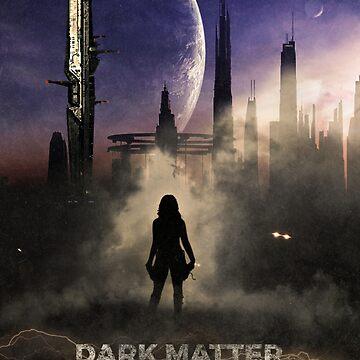 Dark Matter - 2Boss - Portia Lin by starbuck125