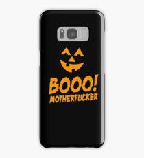 Booo Motherfucker  Samsung Galaxy Case/Skin