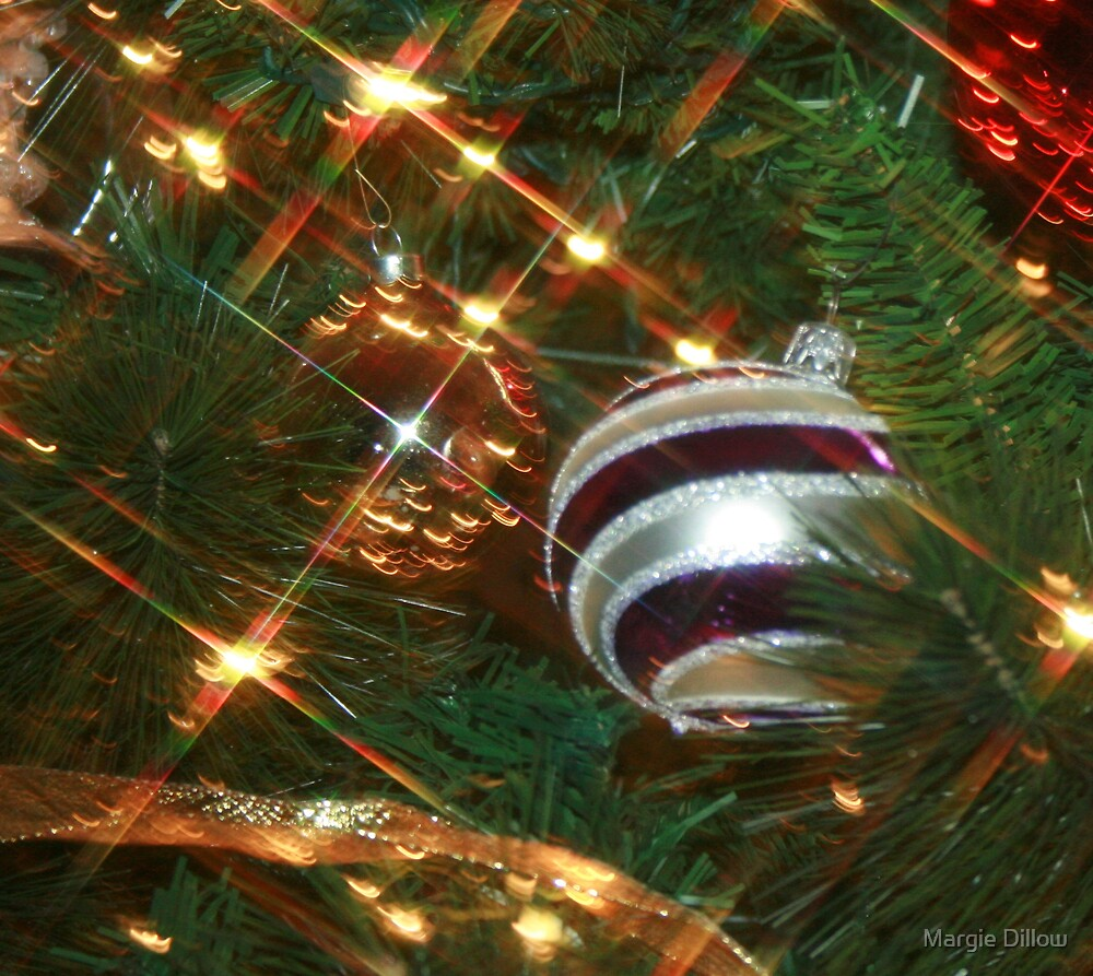 Have yourself a Merry Little Christmas by Margie Dillow