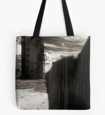 Landscape for Orson Wells # 5: Claw Tote Bag