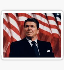 Ronald Reagan Sticker
