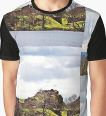Urquhart Castle Graphic T-Shirt
