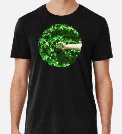Grüne Träume Premium T-Shirt