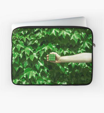 Grüne Träume Laptoptasche