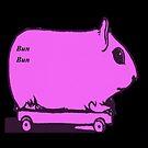 Bun Bun the Hamster by ceemoon