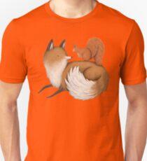 Fox & Squirrel T-Shirt