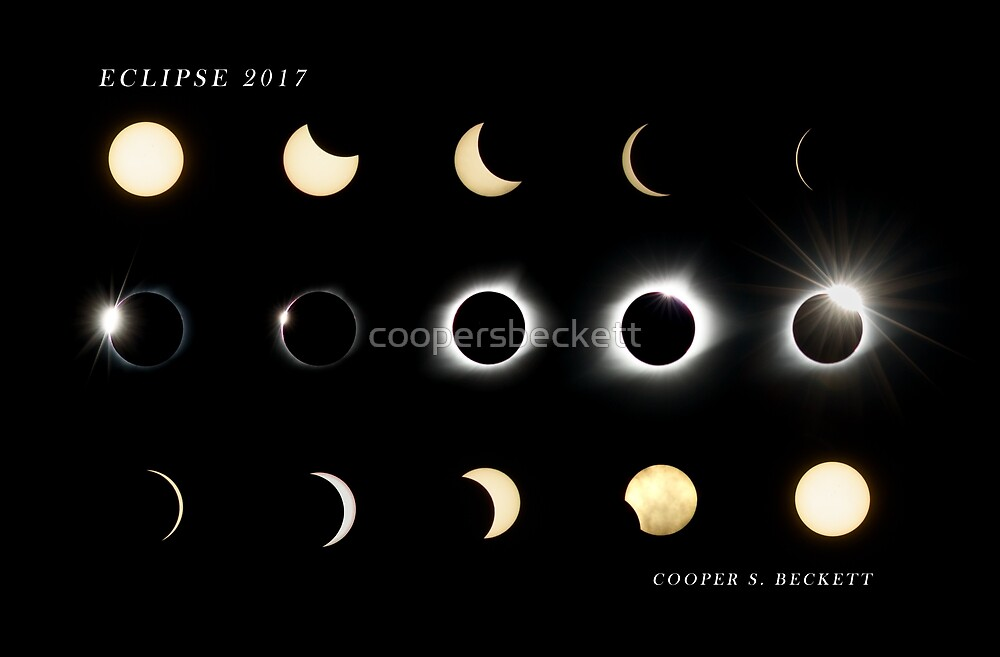 Eclipse 2017 by coopersbeckett
