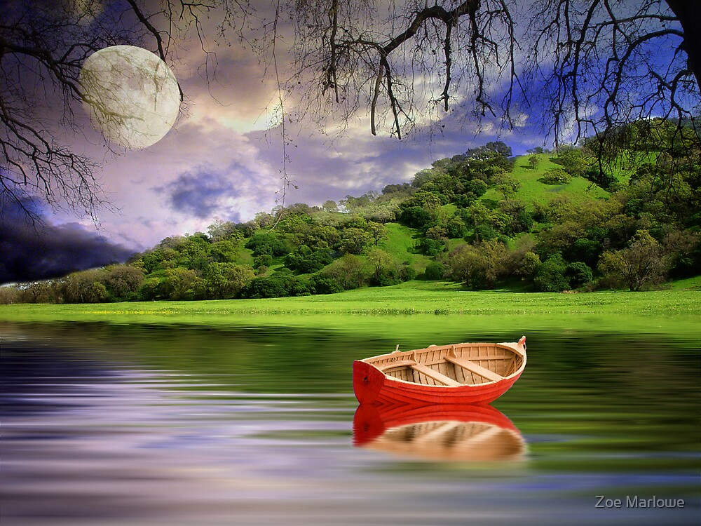 The Red Boat by Zoe Marlowe