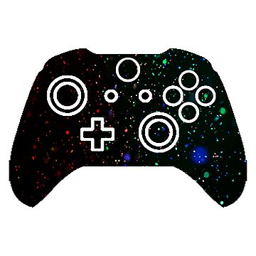 Galaxy Joystick Game by Felipe-Trevor
