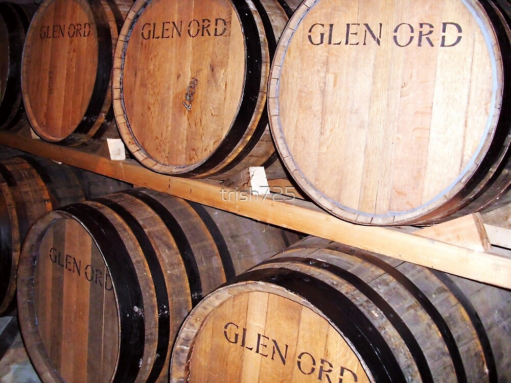 Whisky Barrels by trish725