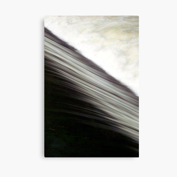 Weir 1 Canvas Print