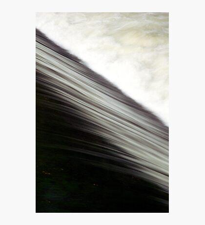 Weir 1 Photographic Print