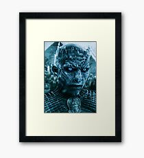 Games of thrones Framed Print