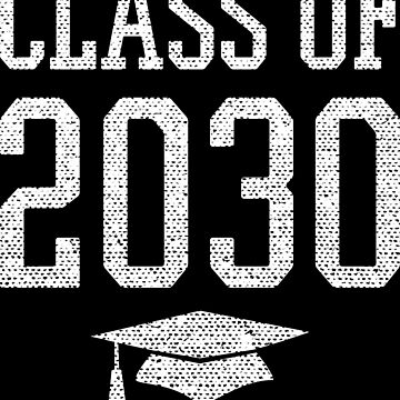 Class of 2030 shirt by YTTS