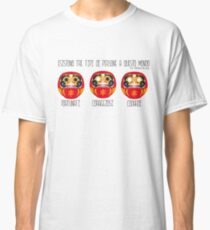 DARUMA B version, ita Classic T-Shirt