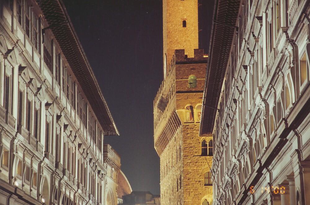 Ufizzi by David Ffrench