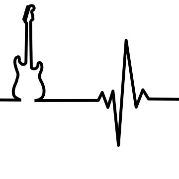Strat heart by Caretta