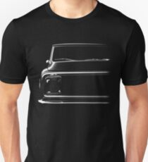 Chevy C-10 Pickup, schwarzes Hemd Slim Fit T-Shirt