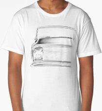 Chevy C-10 Pickup, black shirt Long T-Shirt