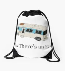 That There's an RV Drawstring Bag