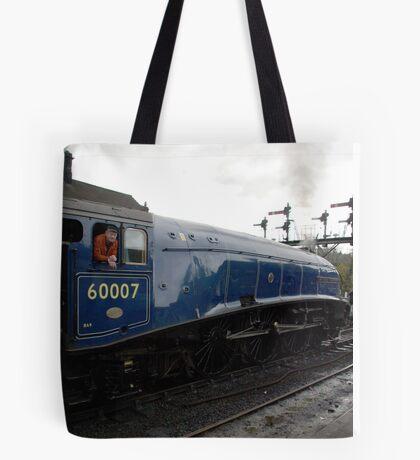 Sir Nigel Greasley Tote Bag