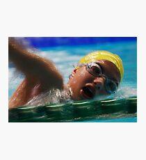 ASA National Age & National Youth Championships  Photographic Print