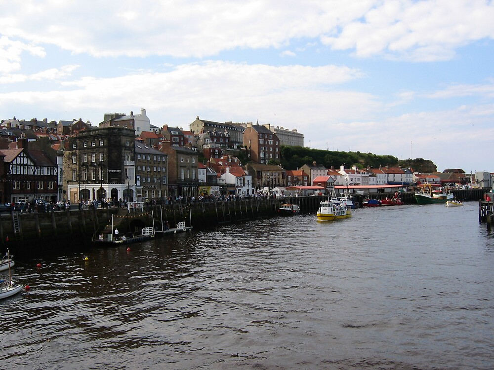 Whitby Harbour 2007 by rayh7