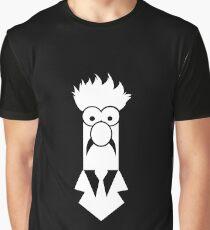 Beaker B&W Graphic T-Shirt