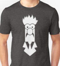 Beaker B&W Unisex T-Shirt