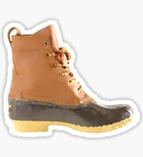 LL Bean Boot Sticker
