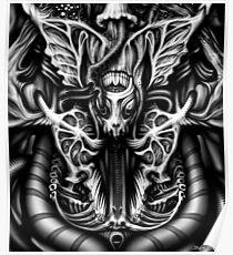 Außerirdisches Fleisch # 2 Poster