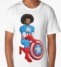 Kaeptain America Long T-Shirt