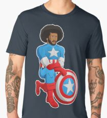 Kaeptain America Men's Premium T-Shirt
