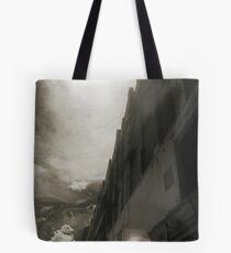 Landscape for Orson Wells # 6: Swirl Tote Bag