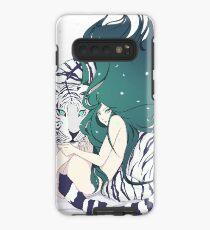 Frosty Goddess  Case/Skin for Samsung Galaxy