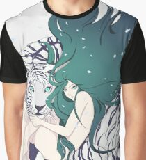 Frosty Goddess  Graphic T-Shirt