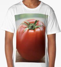 Garden Fresh Tomato Long T-Shirt
