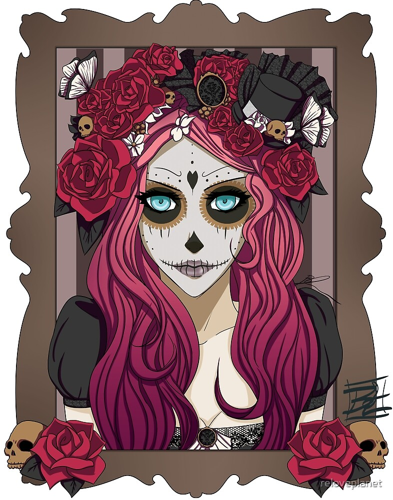 Day of the Dead by Bianca Loran