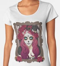 Day of the Dead Women's Premium T-Shirt