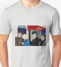 WhoLock On Baker Street T-Shirt