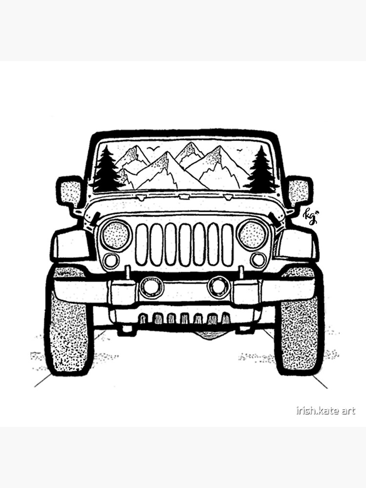 Jeep Adventure de irishkate