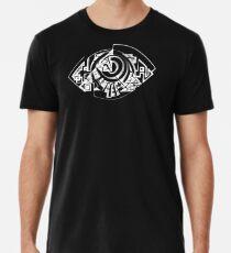 KP UNIQUE 3D EYE   Männer Premium T-Shirts