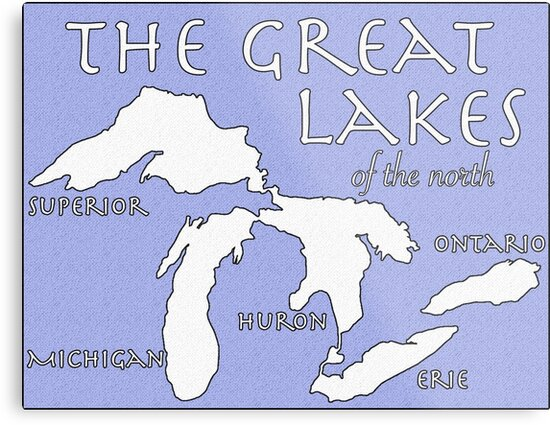 Great Lakes of the North by brolitical
