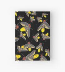 Fireflies  Hardcover Journal