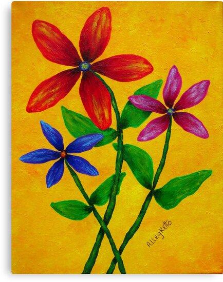 FLOWER POWER by Allegretto