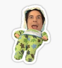 Baby Spencer iCarly Sticker