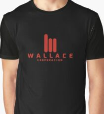 Blade Runner 2049 - Wallace Corporation Graphic T-Shirt